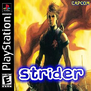 Screenshot Thumbnail / Media File 1 for Strider [NTSC-U]